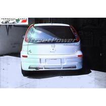 Gm Corsa 02 Hatch Spoiler Traseiro