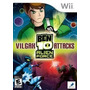 Jogo Nintendo Wii - Ben 10 Alien Force (original E Novo!)