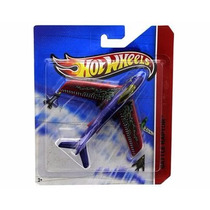 Hot Wheels Aviões Skybusters Battle Raptor - Mattel
