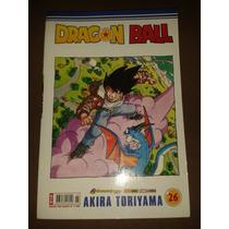 Hq Manga Dragon Ball N°26 Editora Panini