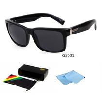 Óculos De Sol Vonzipper Proteção Uv400 Masculino Feminino