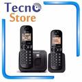 Telefone Sem Fio Panasonic Kx-tgc212 2 Bases Id De Chamadas