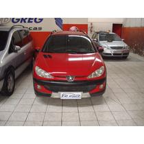 Peugeot 206 Sw Escapade 1.6 Flex