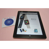 Ipad 2 Apple - A1395 - 64 Gb - Wi-fi Preto Lindo Sem Detalhe