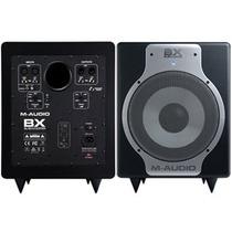 Subwoofer M Audio Bx Ativo M-audio