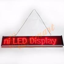 Painel Eletrônico Letreiro Luminoso Led 1684 - Yl 983