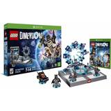 Lego Dimensions - Starter Pack - Xbox One - Lacrado E-sedex