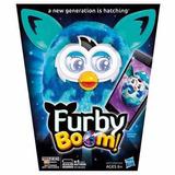 Boneco Furby Boom Sweet Ondas Azuis Hasbro