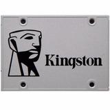 Hd Ssd Kingston 240gb Ssdnow Uv400 Sata 3 6gb/s 550mb/s Novo