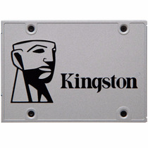 Hd Ssd Kingston 240gb Ssdnow Uv400 Sata 3 6gb/s 550mb/s Novo