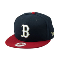 Boné New Era Snapback Boston Red Sox Team Hasher