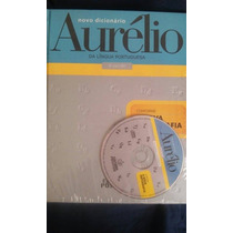 Novo Dicionário Aurélio Da Lingua Port. 4ª Ed. Com Cd A.buar