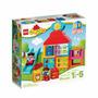 Lego Duplo Minha Primeira Casa De Brinquedos 10616 + Nf