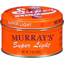 Murray´s Super Light Cera Pomada Cabelo Pentear Importada