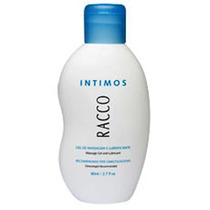 Gel De Massagem Íntimos Racco - 80ml