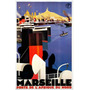 Poster (65 X 99 Cm) Marseille Rodger Broders