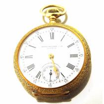 Relógio Patek Philippe Gondolo 12 Linhas Em Ouro J17309