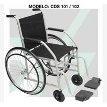 Cadeira De Rodas 101/102 Cds - Pronta Entrega