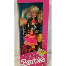 Barbie Cool Looks 1990 Antigo Vintage 80