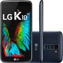 Celular Lg K10 Desbloqueado Android 6.0 16gb 4g Cor Indigo