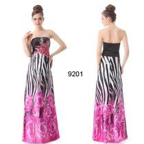 Vestido Ever Pretty Com Aplicação Bordada Mod 9201-no Brasil