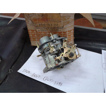 Carburador Weber Corcel Belina Del Rey 1.6 Novo 45010302