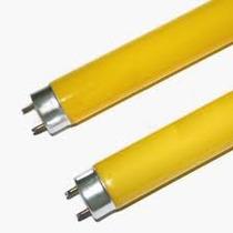 Lâmpada Fluorescente Colorida 20wt12 Amarela