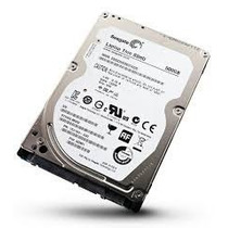 Hd Notebook 320gb + 32gb Ssd Hibrido Seagate Thin Sata 6gb/s