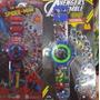 Relógio Digital Vingadores Marvel Ou Homem Aranha Projetor