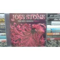 Cd - Joss Stone - The Soul Sessions - Vol. 2 - Lacrado