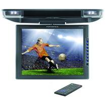Tela De Teto 13.3 Com Tv Entrada Sd E Usb Transmissor Fm