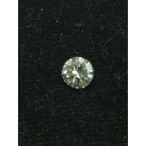 Diamante Moissanita 6 Mm 0,87 Ct