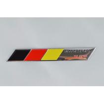 Emblema Alemanha - Vw Gol Jetta Golf Voyage Fox Fusca !!!