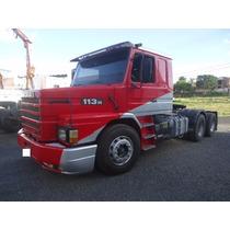 Scania 113 /360 Cv 6x2 Ano 1993