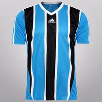 Camiseta Grêmio Masculina Adidas Inspired Z09673 + Nota Fisc