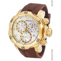 Relógio Magnum Masculino Ma33755b - Frete Grátis Em 12 Vezes