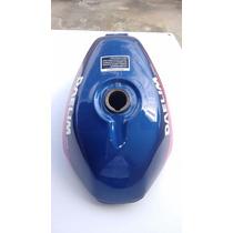 Tanque Moto Altino Azul 125 11litros Novo Cg Ml Ybr