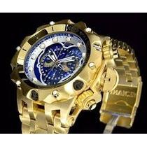 Relógio Invicta Venom Hybrid 16805 - Fundo Azul