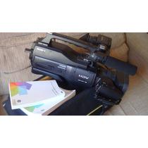 Filmadora Sony Hvr-hd1000 - Hdv 1080i / Alta Definição Troco