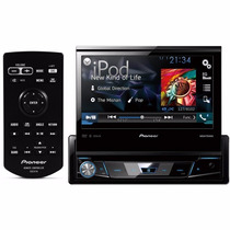 Dvd Automotivo Retrátil Pioneer Avh X 7580 Bt,substitui 6380
