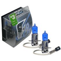 Lâmpada H3 5000k Efeito Xenon- Astra 99/12 - Farol De Milha
