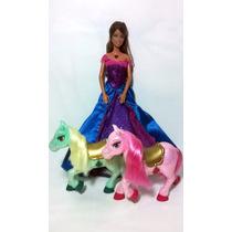 Barbie Castelo De Diamantes, Ponei Da Boneca Kelly ,original
