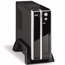 Gabinete K-mex Micro Slim Itx Gi-9e8c (fonte 150w)