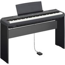 Piano Yamaha P115 | Com Fonte | Suporte L85 | Frete Grátis!!