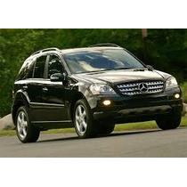 Sucata Retirada De Peças Mercedes-benz Ml 500/320