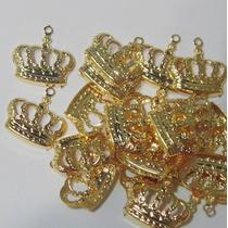 50 Coroas - Enfeite Lembrancinha Festa Princesa Príncipe