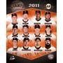 Poster (20 X 25 Cm) San Francisco Giants 2011 Team Composite