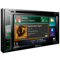 Dvd Pioneer Avh-x2780bt Usb Bluetooth Mixtrax Android Iphone