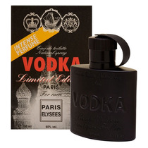Perfume Frances Vodka Limited Masculino 100ml - Leilão