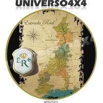 Capa Estepe Ecosport, Crossfox,aircross, Estrada Real 231013